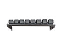 N-Fab Radius Light Bar w/ Multi Mount Gallery 2%