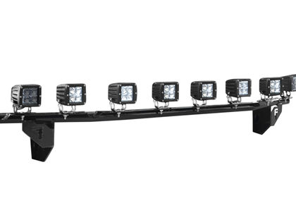 N-FAB Light Bar w/ Multi Mount LED