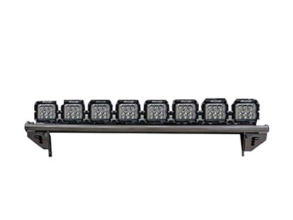 N-FAB Radius Light Bar w/ Multi Mount