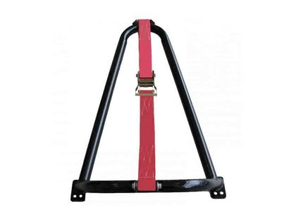 N-FAB Universal Bed Mounted Tire Carrier