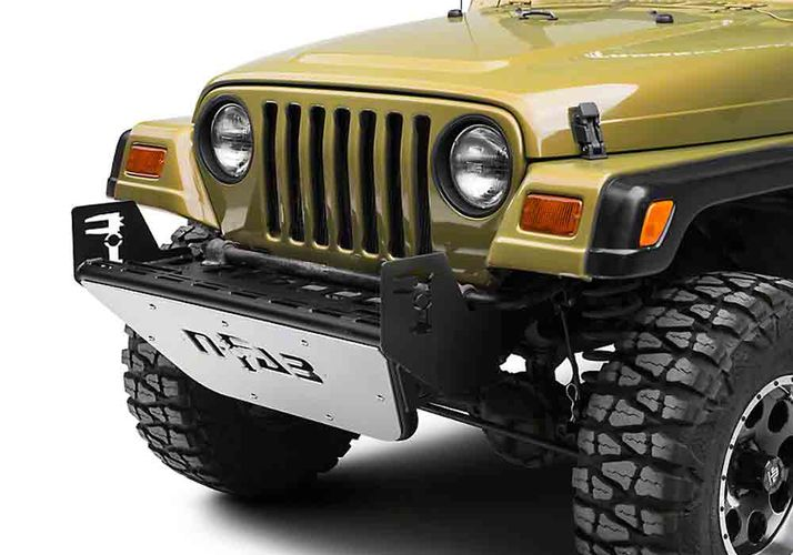 N-FAB Jeep RSP Front Bumper 1%
