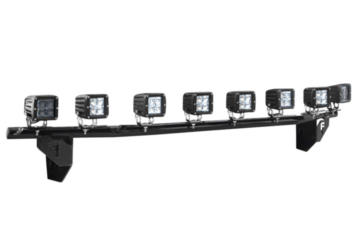 N-Fab Light Bar w/ Multi Mount LED Gallery 1%