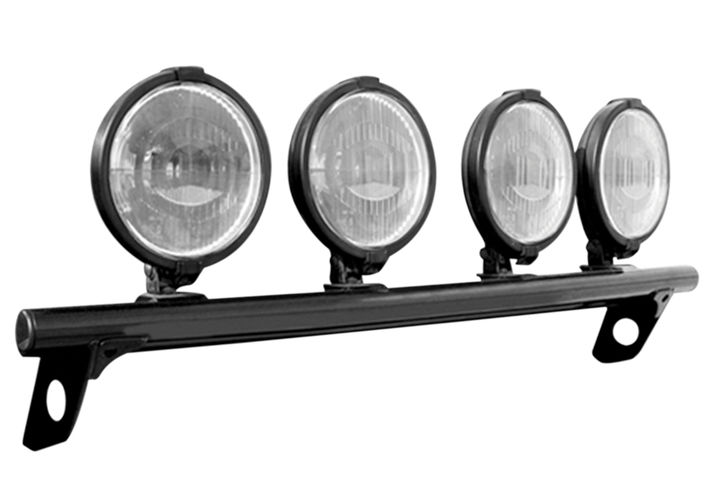 Front mount light bars with tabs light mounting n fab n fab n fab light bar w tabs 1 aloadofball