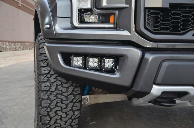 N-Fab Fog Light Mounts Gallery 2%