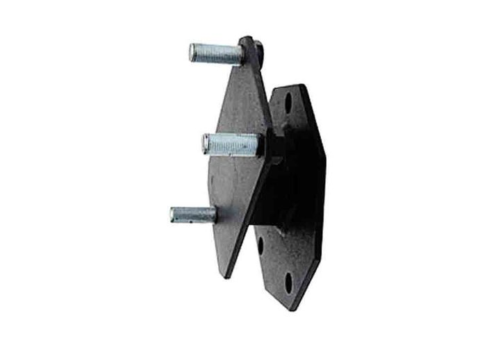 N-Fab Spare Tire Relocation Bracket Gallery 1%