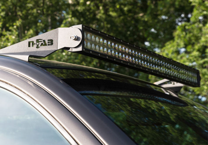 N-Fab Roof Mounts Direct Fit 1%
