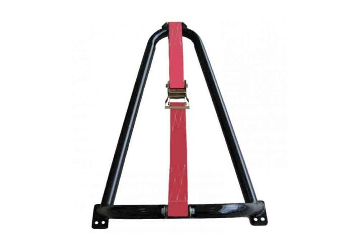 N-Fab Universal Bed Mounted Tire Carrier Gallery 2%